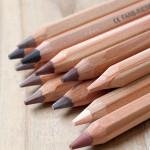 柔らかい革命〜肌色(スキントーン)12色の色鉛筆