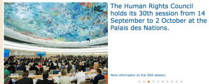 From Website of UN Geneva Office