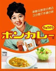 沖縄限定版ボンカレー