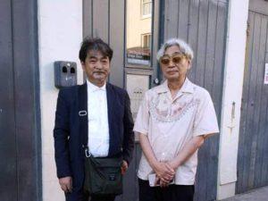 細野さんと篠原
