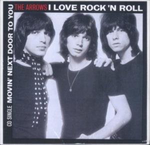 Arrows I Love Rock'n Roll 1975