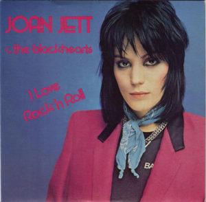 Joan Jet I Love Rock'n Roll 1982