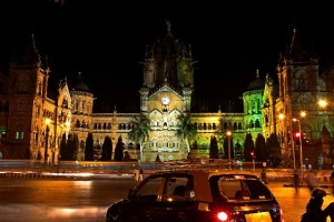 Mumbai central station