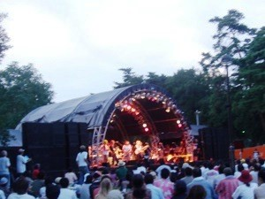 Hydepark music