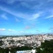 嘉数高台から見た宜野湾市内