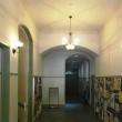 京都大学旧物理学実験場廊下(現学生部)