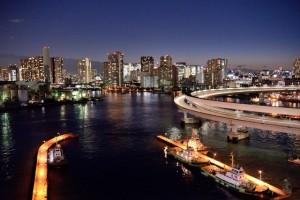 東京river