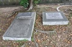 ペリー提督の部下たちの墓