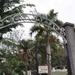 ウランダー墓〜那覇の外人墓地